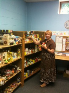 Food Bank inventory